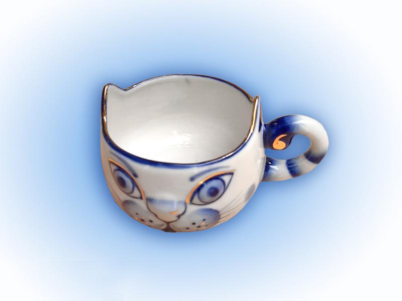 Чашка Кошка