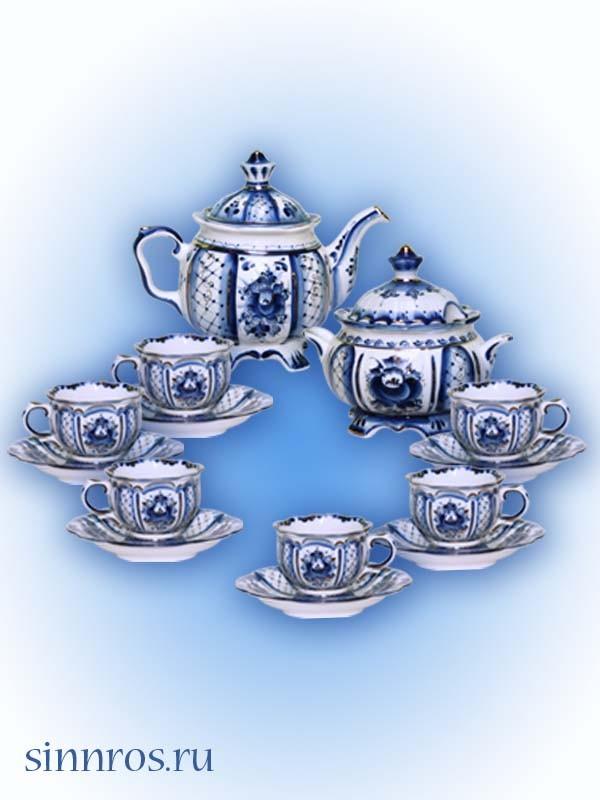 Сервиз чайный «Надежда»
