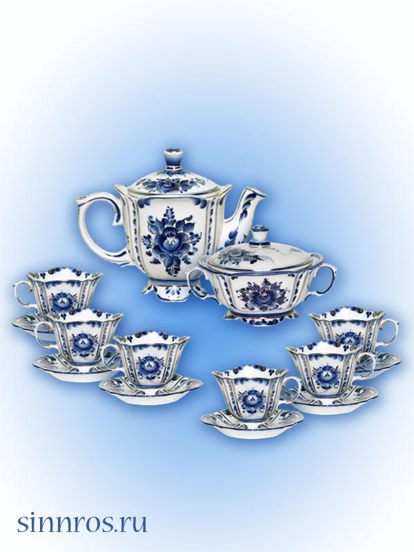 Сервиз чайный «Иринка»