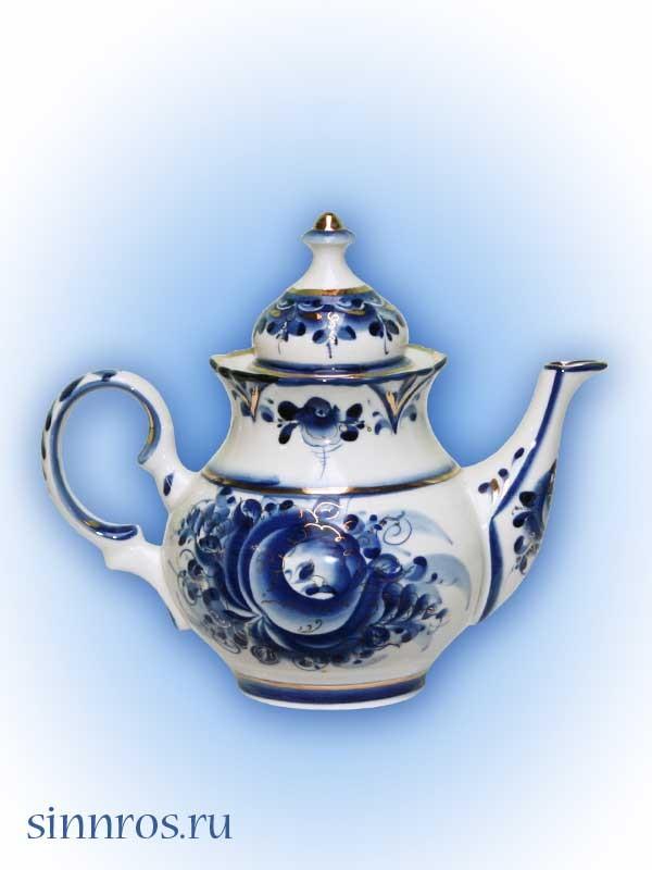 Чайник «Бутон» заварной