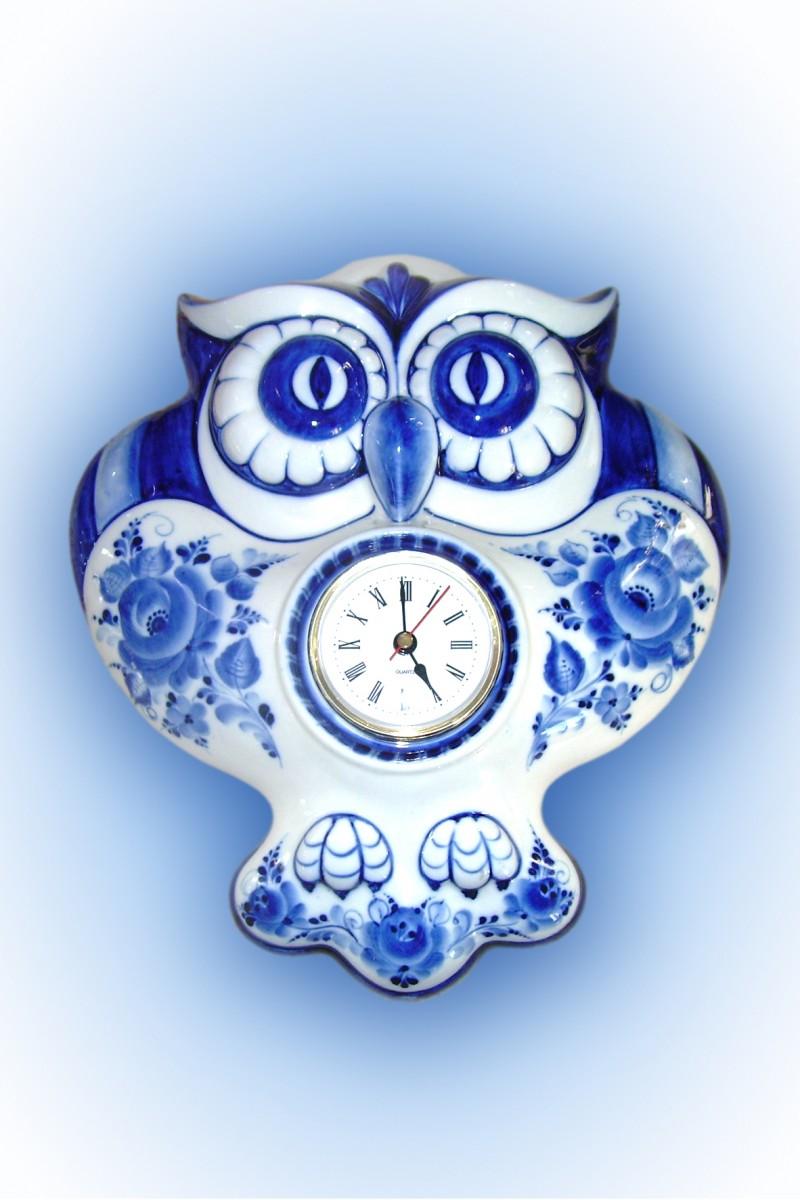 Часы СОВА