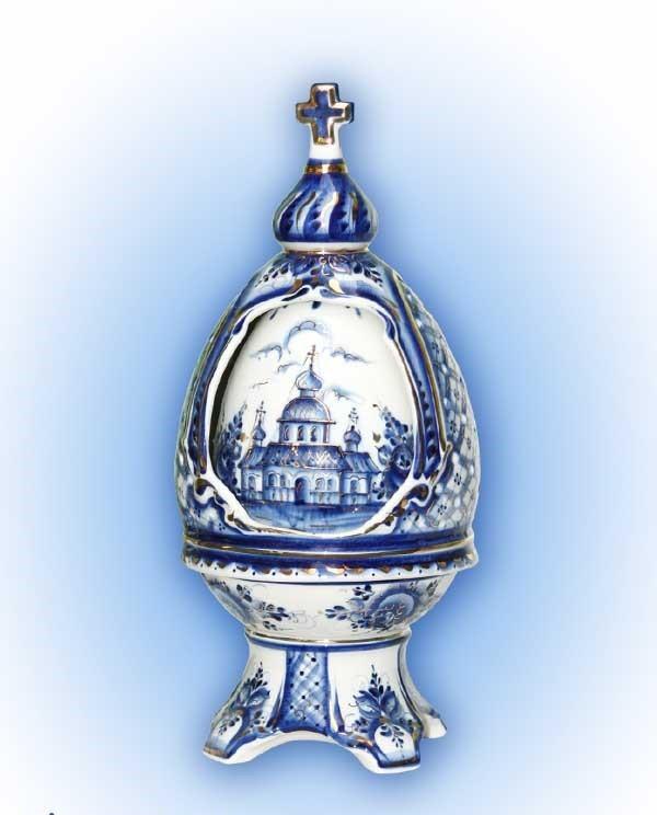 Яйцо пасхальное СУВЕНИРНОЕ автор Казаков