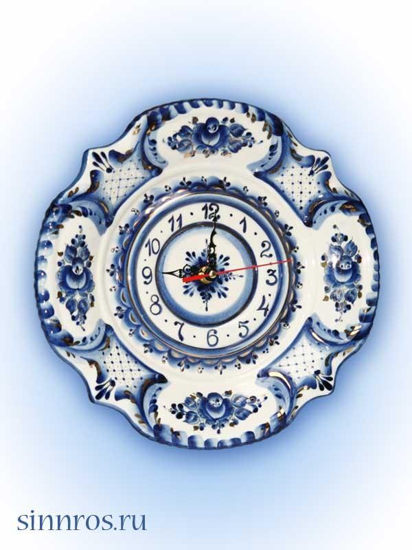 Часы «Круглые»